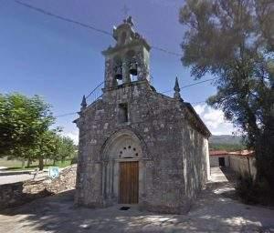 Parroquia de Santa María (Mos)