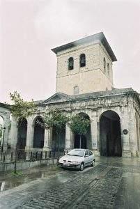 Parroquia de Santa María (Orduña)