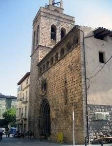 Parroquia de Santa Maria (Organyà)