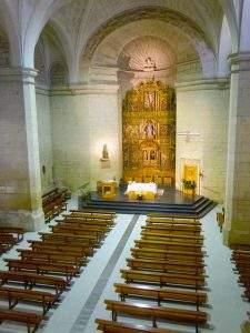 parroquia de santa maria oyon