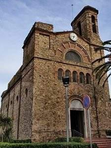 Parroquia de Santa Maria (Palafolls)