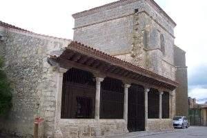 parroquia de santa maria penaflor de hornija