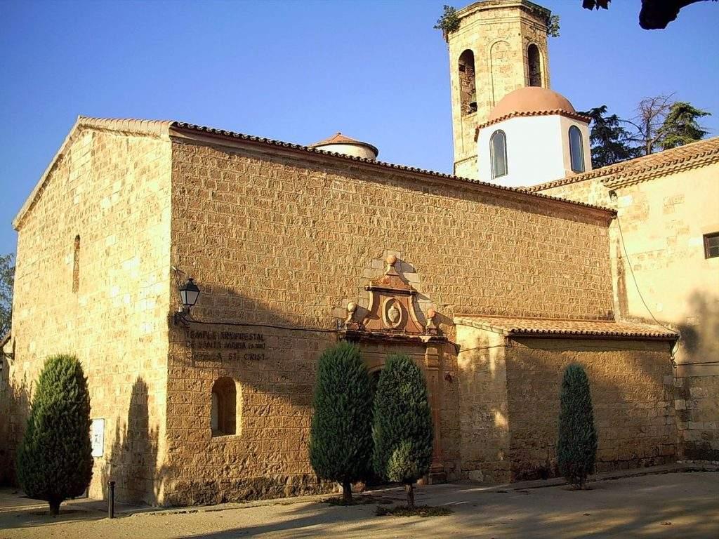 parroquia de santa maria piera