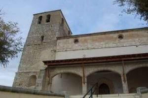 parroquia de santa maria pina de esgueva