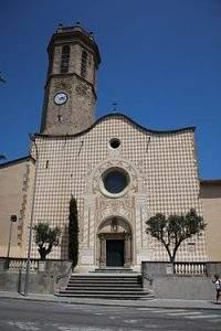 Parroquia de Santa Maria (Pineda de Mar)