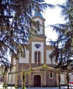 parroquia de santa maria pola de laviana