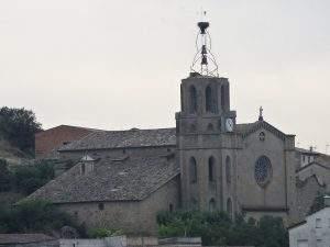 Parroquia de Santa Maria (Ponts)