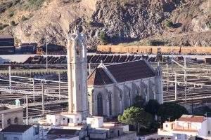parroquia de santa maria portbou
