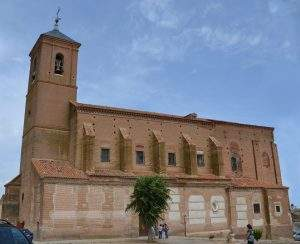 parroquia de santa maria pozaldez