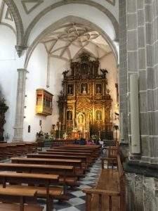 parroquia de santa maria puebla de don fadrique