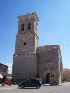 parroquia de santa maria quintanilla de arriba