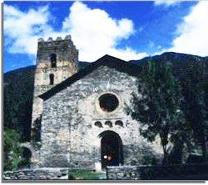 parroquia de santa maria ribera de cardos