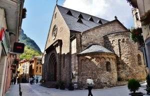 Parroquia de Santa Maria (Ribes de Freser)
