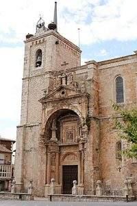parroquia de santa maria roa