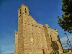 parroquia de santa maria rubio