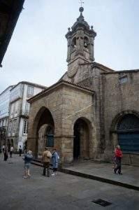 parroquia de santa maria salome santiago de compostela