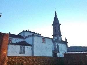 Parroquia de Santa María (San Claudio) (Ortigueira)