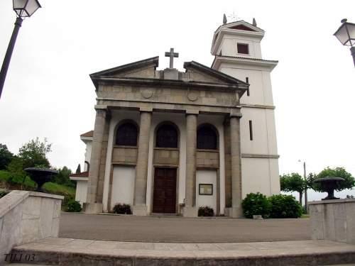 parroquia de santa maria san claudio