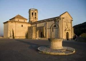 parroquia de santa maria sant marti sarroca