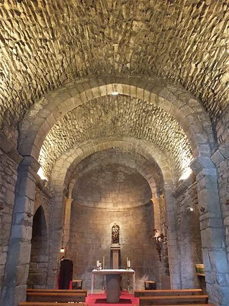 parroquia de santa maria santuari de la salut viladordis manresa