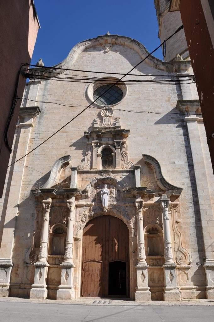 parroquia de santa maria sarral