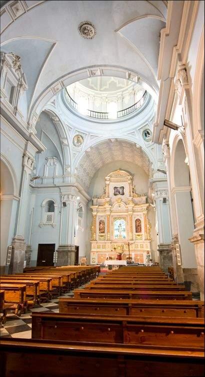 parroquia de santa maria segorbe