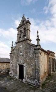 parroquia de santa maria sobrado do obispo