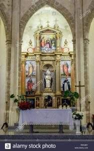 parroquia de santa maria solivella