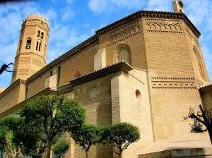 Parroquia de Santa María (Tauste)