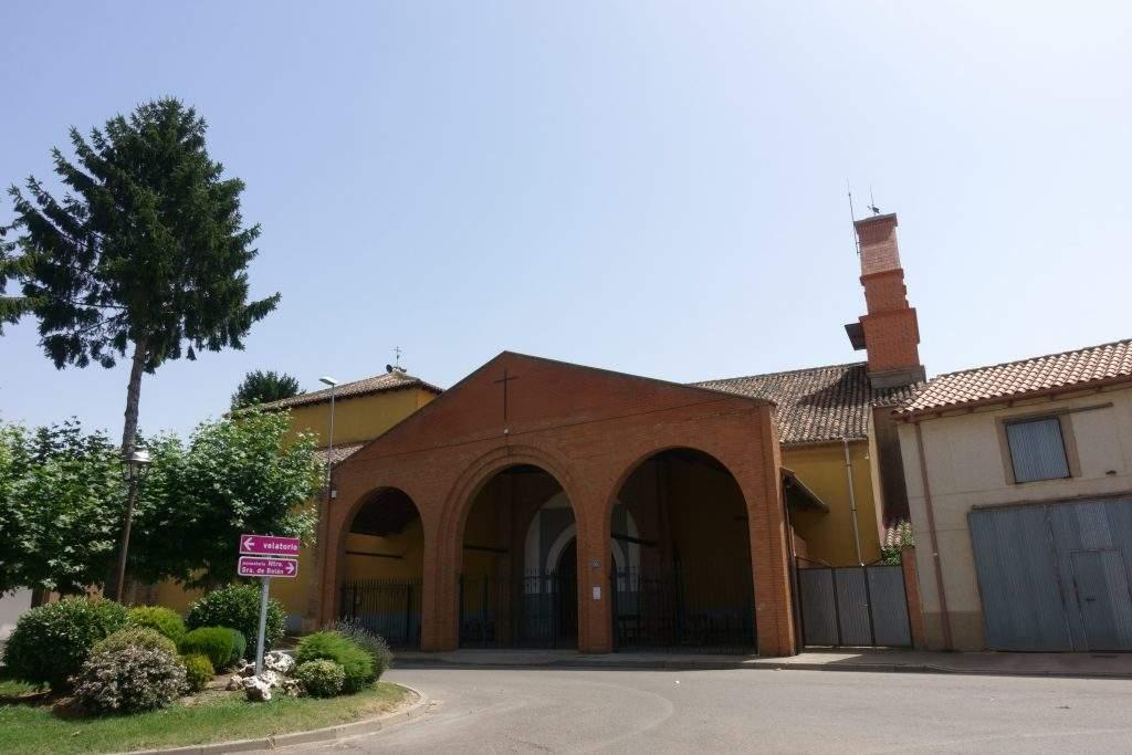 parroquia de santa maria toral de los guzmanes