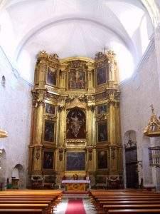 parroquia de santa maria tordesillas