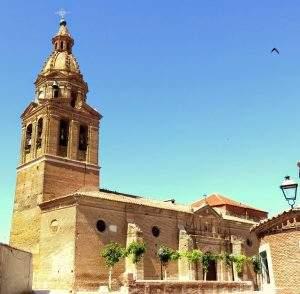 parroquia de santa maria torrecilla de la orden