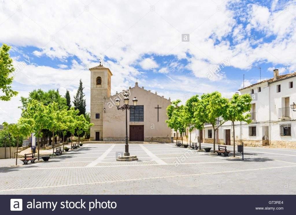 parroquia de santa maria ucles
