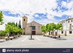Parroquia de Santa María (Uclés)