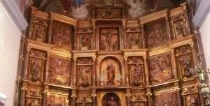 parroquia de santa maria valle de losa