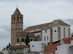 parroquia de santa maria velez malaga