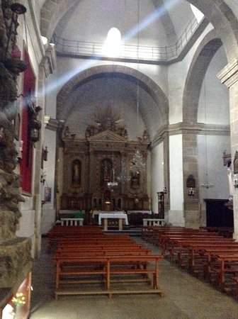 parroquia de santa maria vilalba
