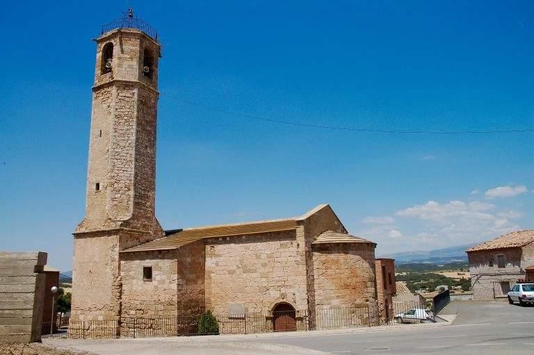 parroquia de santa maria vilanova de la sal