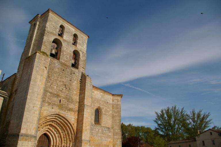 parroquia de santa maria villadiego