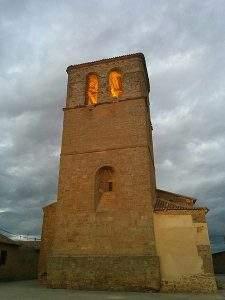 parroquia de santa maria villamayor de campos