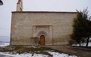 parroquia de santa maria villarmentero de esgueva