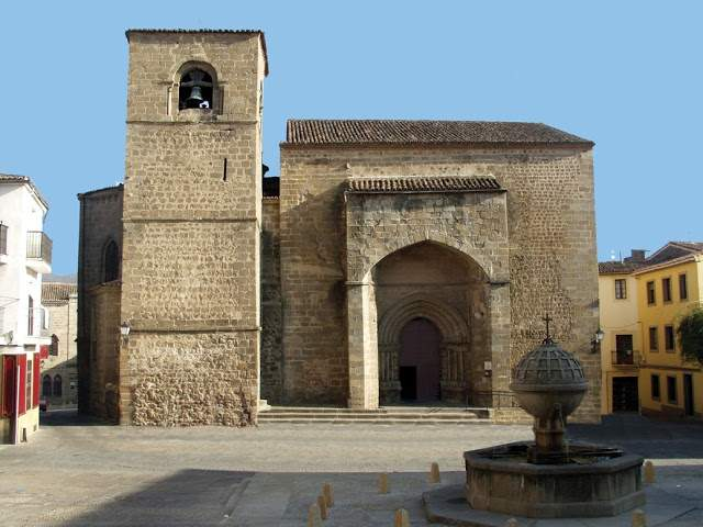 parroquia de santa maria y san nicolas plasencia