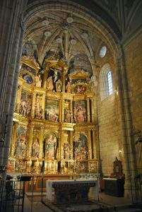 parroquia de santa maria y san pedro torrelobaton