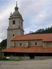 Parroquia de Santa María (Zeanuri)