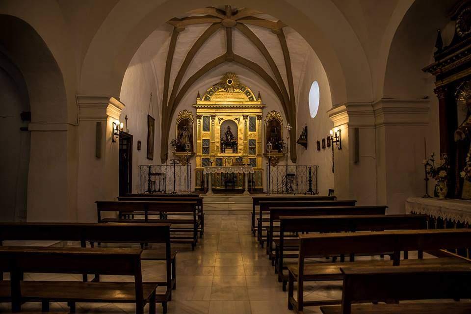 parroquia de santa marina canaveral de leon