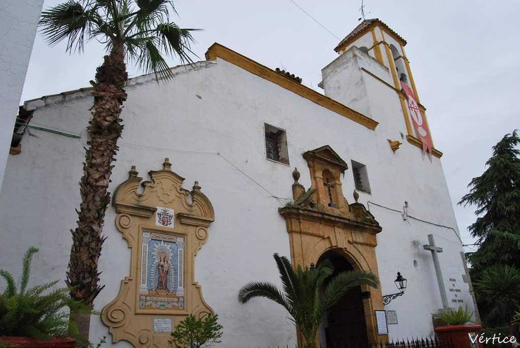 parroquia de santa marina de aguas santas villafranca de cordoba