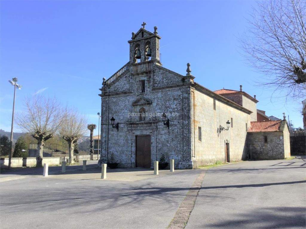 parroquia de santa marina de cabral vigo