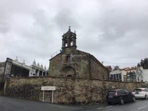 Parroquia de Santa Mariña de Lañas (Arteixo)