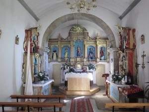 Parroquia de Santa Mariña de Lemaio (Carballo)