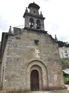 Parroquia de Santa Marina de Vincios (Gondomar)